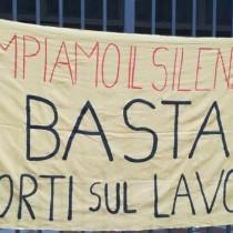 Cassino: Ennesimo morto sul Lavoro: si fermi questa Strage!