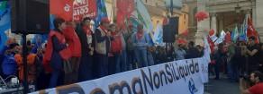 ROMA, RIFONDAZIONE COMUNISTA CON I LAVORATORI CONTRO LA LIQUIDAZIONE DELLE PARTECIPATE