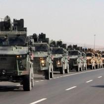 Dossier dei curdi su aggressione turca in Siria