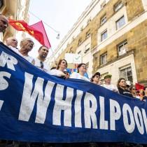 Rifondazione Comunista sostiene sciopero metalmeccanici 31 ottobre. Dalla lotta Whirpool un segnale positivo