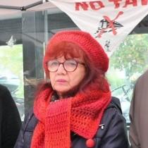 Con Nicoletta Dosio e i compagni No Tav condannati