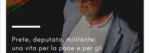 In memoria di Eugenio Melandri. Lunedì 25 iniziativa a Roma