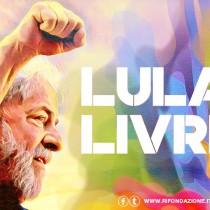 """Il PT ringrazia il PRC-SE per il sostegno alla campagna internazionale """"LulaLivre!"""""""