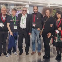 Sinistra Europea: congresso a Malaga elegge Heinz Bierbaum presidente, vice Paolo Ferrero