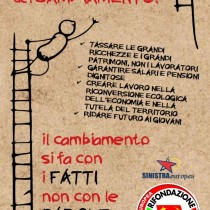 Comincia la campagna sociale di Rifondazione in contemporanea con lo sciopero generale in Francia