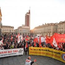 Acerbo e Locatelli. Torino- In tante/i alla manifestazione NoTav. Ferrero, ferma presa di posizione della Sinistra Europea