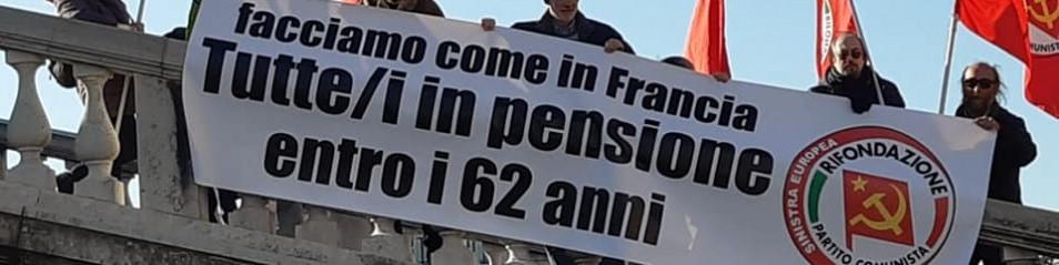 Facciamo come in Francia. Al lavoro per un'alternativa sociale e politica