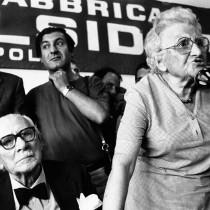 Vera Lombardi, la resistenza continua