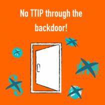 STOP TTIP, presidio a Roma dei Fridays For Future, l'adesione di Rifondazione