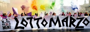 """""""Si lotta l'otto, si sciopera il 9 marzo"""" Rifondazione Comunista con Non Una Di Meno"""