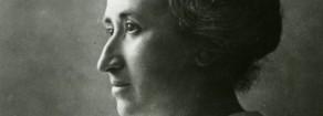 Rosa Luxemburg, teorica marxiana dell'economia e della politica