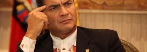 Ecuador: la condanna di Rafael Correa è un farsa vergognosa!