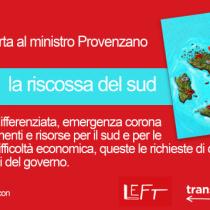 Lab-Sud, lettera aperta al Ministro Giuseppe Provenzano