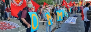 A Milano prima manifestazione per commissariamento della sanità lombarda (video)