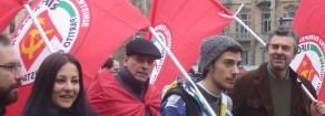 Torino. Il 2 giugno il Prc-Se in piazza Castello: tagliare le spese militari, tassare i ricchi. Garantire i diritti fondamentali alla salute, al lavoro, al reddito
