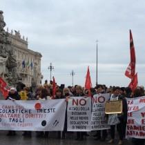 Rifondazione Comunista con le lavoratrici e i  lavoratori delle mense e delle pulizie in lotta