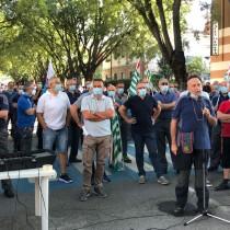 Acerbo/Patta: Rifondazione Comunista con i lavoratori della CNHI di Lecce