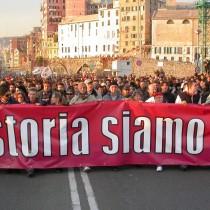 Genova: la memoria visiva