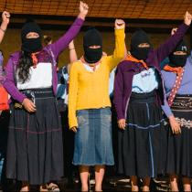 """Solidarietà del PRC-SE alle donne zapatiste  """"non siete sole"""""""