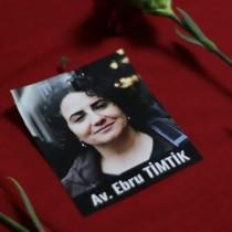 """Il martirio di Ebru Timtik ha creato """"l'effetto farfalla"""" sul regime di Erdogan"""