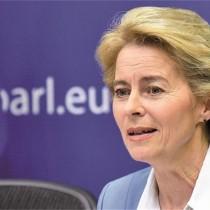 COMMISSIONE EUROPEA : JOBS ACT ESEMPIO PER LE RIFORME, URSULA Von der Leyen CONTRO LAVORATORI