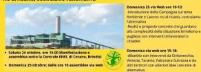 """Rifondazione Comunista-Sinistra Europea all' Assemblea nazionale """"Ambiente e Lavoro: no al ricatto, costruiamo l'alternativa"""" Brindisi – sabato 24-25 ottobre 2020"""