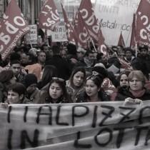 ITALPIZZA: NO ALLA CRIMINALIZZAZIONE DELLE LOTTE