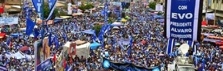 BOLIVIA: Rifondazione Comunista saluta la bella vittoria del Movimento al Socialismo