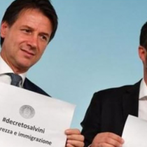 """Rifondazione: """"I decreti Salvini cambiano ma l'impronta securitaria resta"""""""