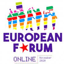 Comincia l'8 novembre l'European Forum 2020. Sarà on line. Registratevi!