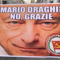 Rifondazione Comunista: oggi dalle 14.00 a Roma, in Piazza San Silvestro, con la sinistra di alternativa contro il governo Draghi