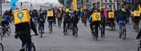 Rifondazione Comunista sostiene lo sciopero dei riders del 26 marzo e invita i cittadini a non utilizzare i servizi a domicilio per l'intera giornata