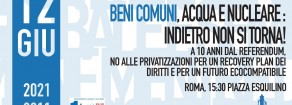 RIFONDAZIONE: OGGI IN PIAZZA A ROMA PER RICORDARE VITTORIA REFERENDUM