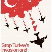 DIFENDERE il KURDISTAN Contro l'occupazione turca