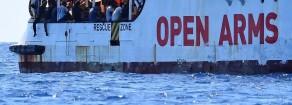 RIFONDAZIONE: PER OPEN ARMS DRAGHI-LAMORGESE PEGGIO DI CONTE SALVINI, LA VERITA' DI OSCAR CAMPS