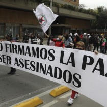Accordo UE-Colombia: alla presidente Von der Leyen piace il sanguinario Duque