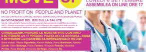 """Rifondazione Comunista promuove e partecipa al Move Up 21 """"Stop brevetti sui vaccini"""" a Roma (Pantheon)"""