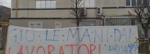 RIFONDAZIONE: SGOMBERO TEXPRINT, PD E POLIZIA DALLA PARTE DEI PADRONI
