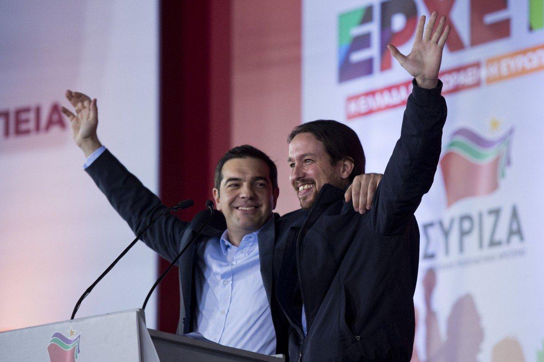 Syriza: «Dateci forza per governare»