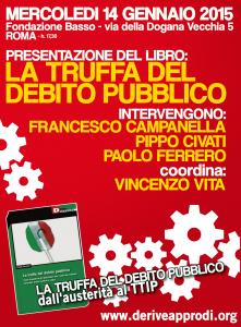 Presentazione Ferrero - DeriveApprodi (III)