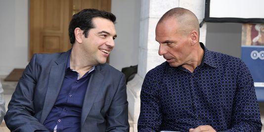 Benvenuti a Roma, compagni Yanis e Alexis!