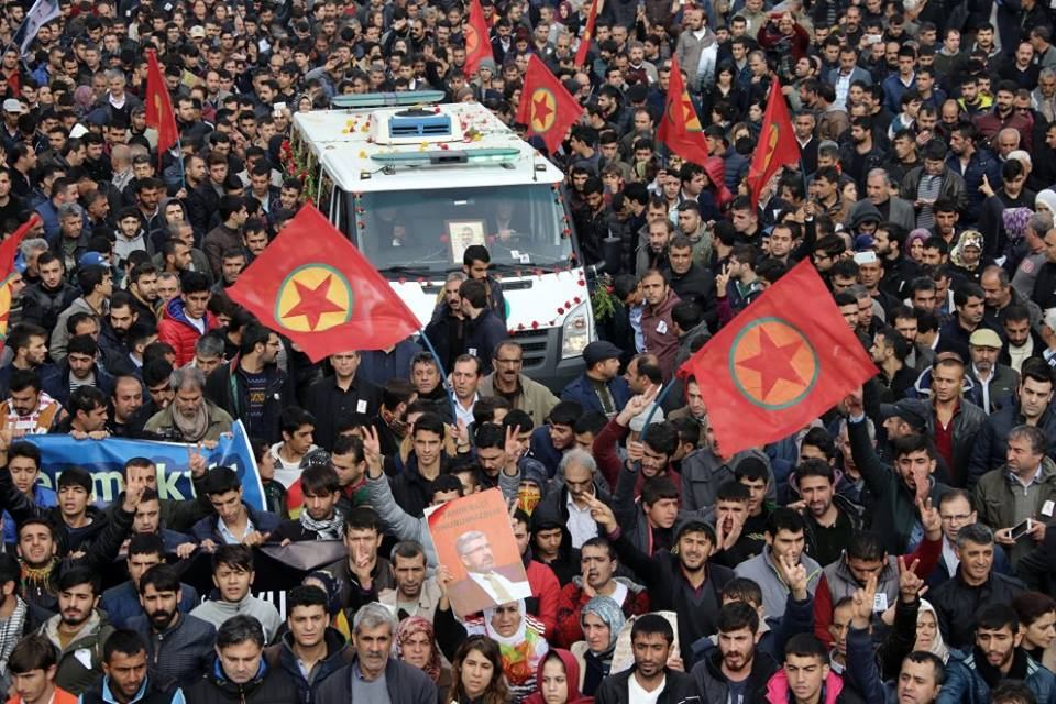 funerale curdo