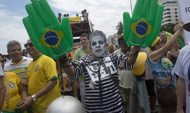 brasile manifestazioni