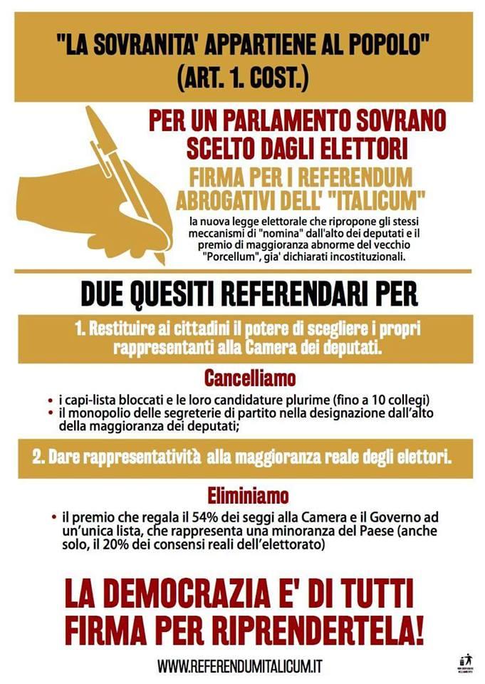 referendum italicum 1