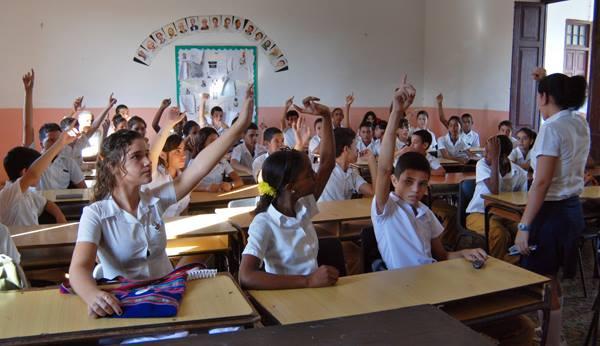 Cuba ha il miglior sistema educativo. Lo dichiara la Banca Mondiale