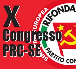 X congresso provinciale del PRC genovese