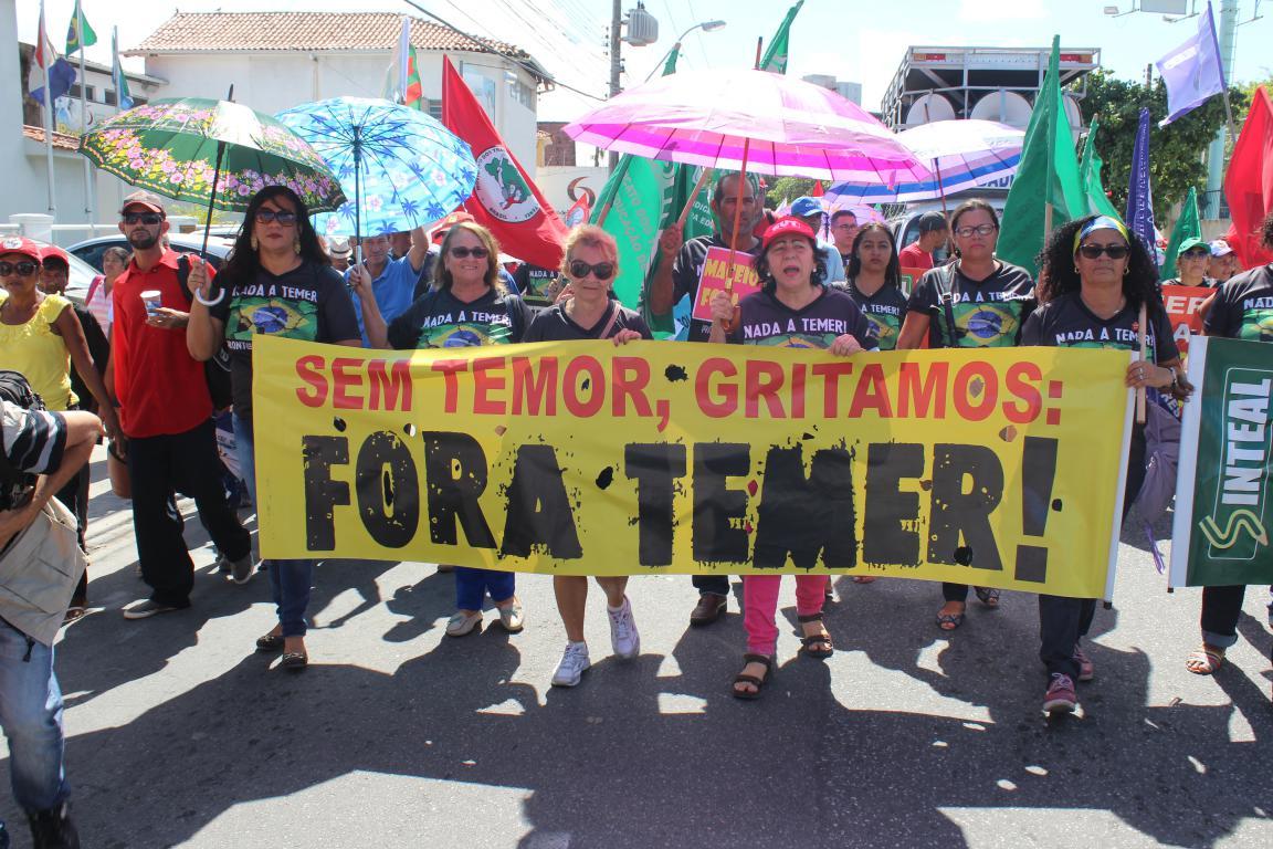brasil fora temer