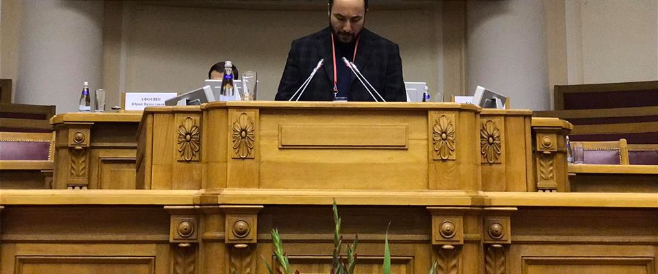 maurizio leningrado 2017 palazzo di tauride