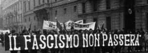 Como antifascista: manifestazione sabato 9 dicembre