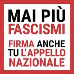 mai piu' fascismi